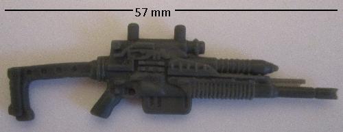GI Joe Figure Accessory 1993 Leatherneck               Sniper Rifle Gun