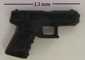 GI Joe Weapon Predacon Hand Gun 1994 Original Figure Accessory